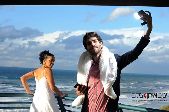 אלבום תמונות דיגיטלי לחתונה
