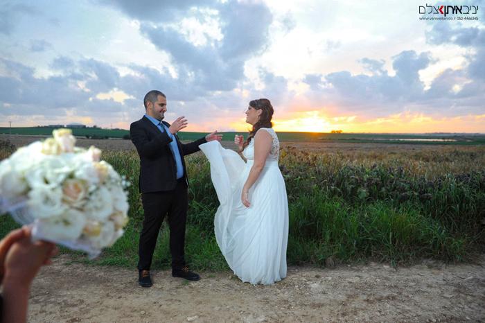 צלם לחתונה בתל אביב והמרכז,המנציח באהבה את הרגעים היפים