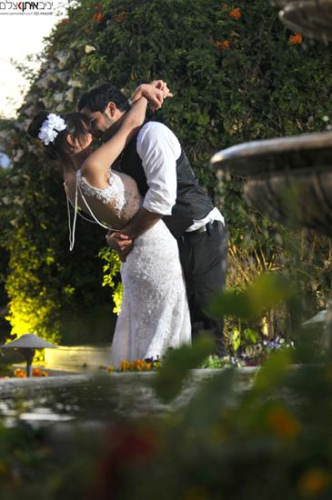 צילום אירועים - תמונה מהחתונה של יאיר ומיכל