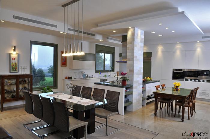 צילום בית של מעצב פנים בתל אביב
