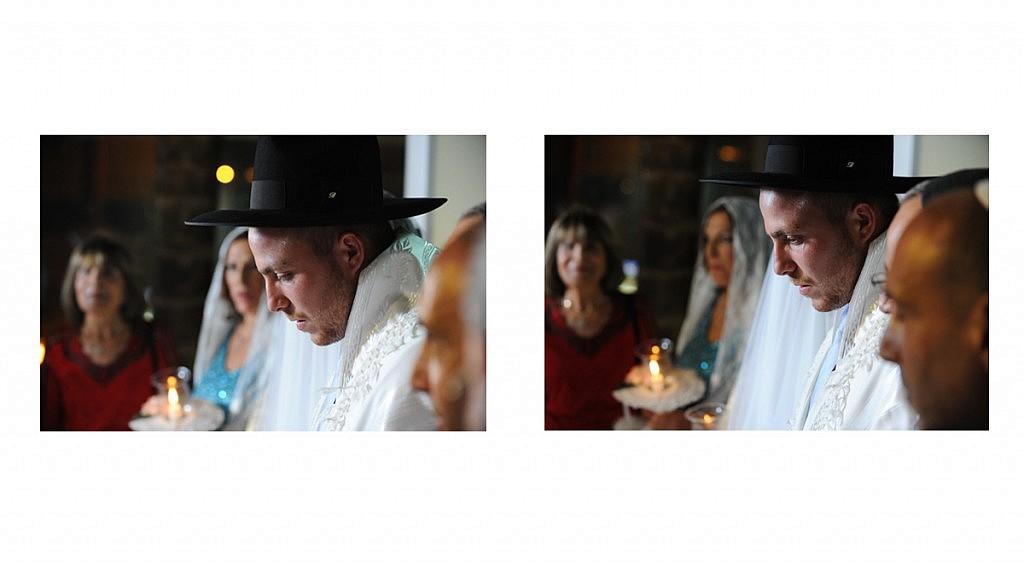 צילום חתונה לחרדים בחתונה בהפרדה באולמי ויטראז