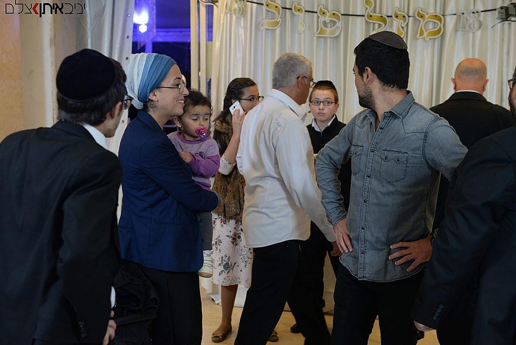 צלם אירועים זול לבר מצווה של דתיים במרכז