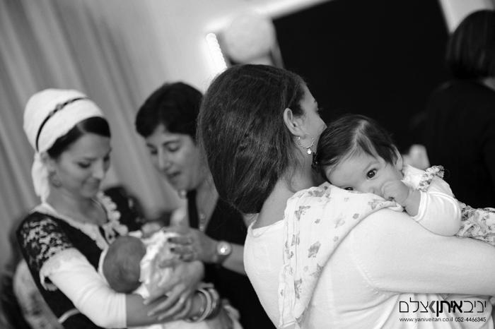 צילום תינוקות בברית - צלמים לציבור הדתי חרדי