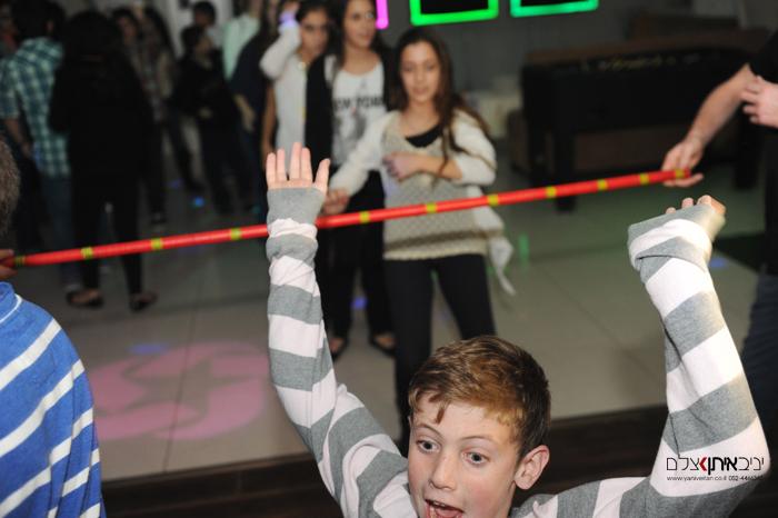 צילום לבת מצווה במועדון בתל אביב