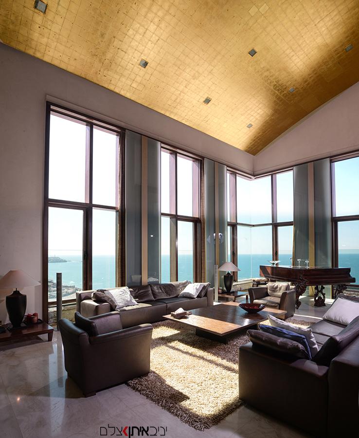 דירות יוקרה בלב תל אביב