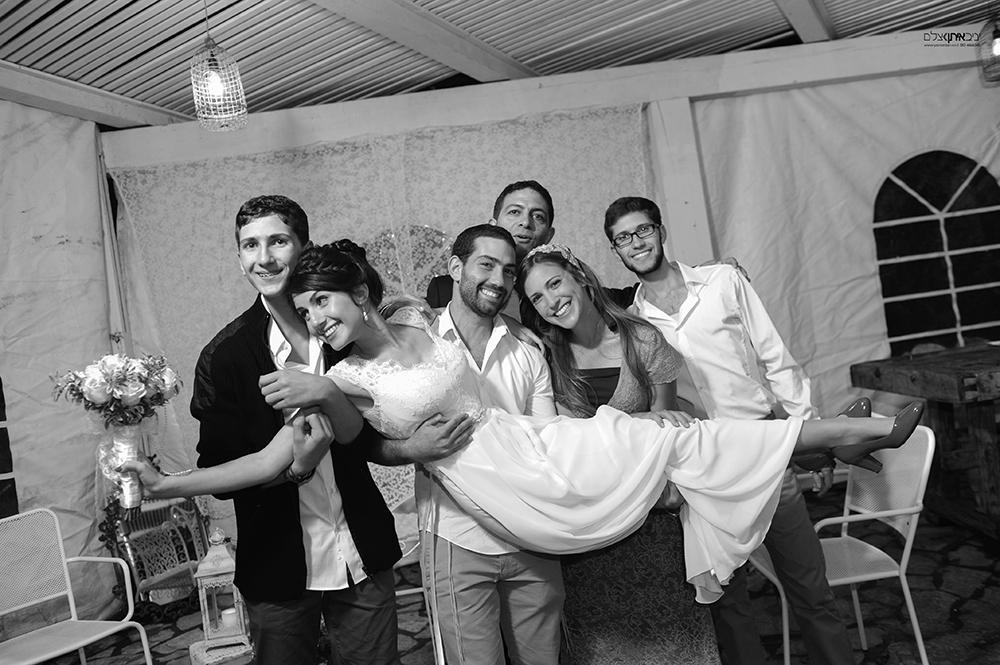 צילום חתונות - הזמנת צלם לחתונה במחירים זולים בתל אביב