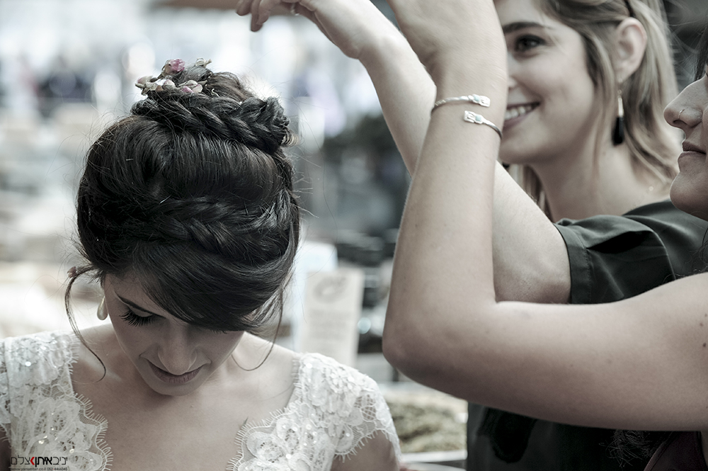 צלמים לחתונה - צילומי חתן כלה מיוחדים - יניב איתן