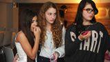 צלמי אירועים לבת מצוה בתל אביב, כלת השמחה וחברותיה הטובות