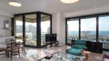 צילום נוף בדירה בתל אביב white city נווה צדק