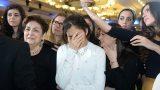אין כמו סלפי ברגע מרגש של חתונה דתית