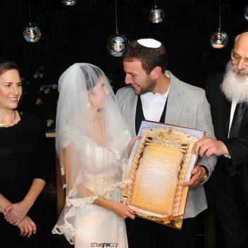 צלם אירועים דתי - חופה וקידושין של הזוג המקסים