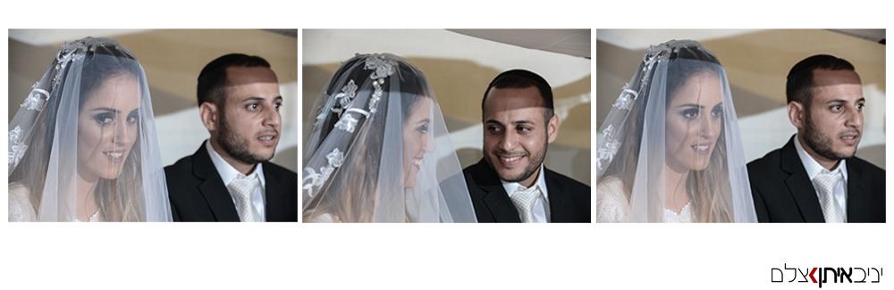 תמונות מרגשות של חתונה למגזר הדתי לאומי
