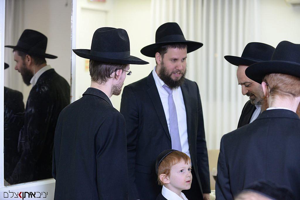 צלמים לציבור הדתי - תיעוד המשפחה באירוע ברית מילה