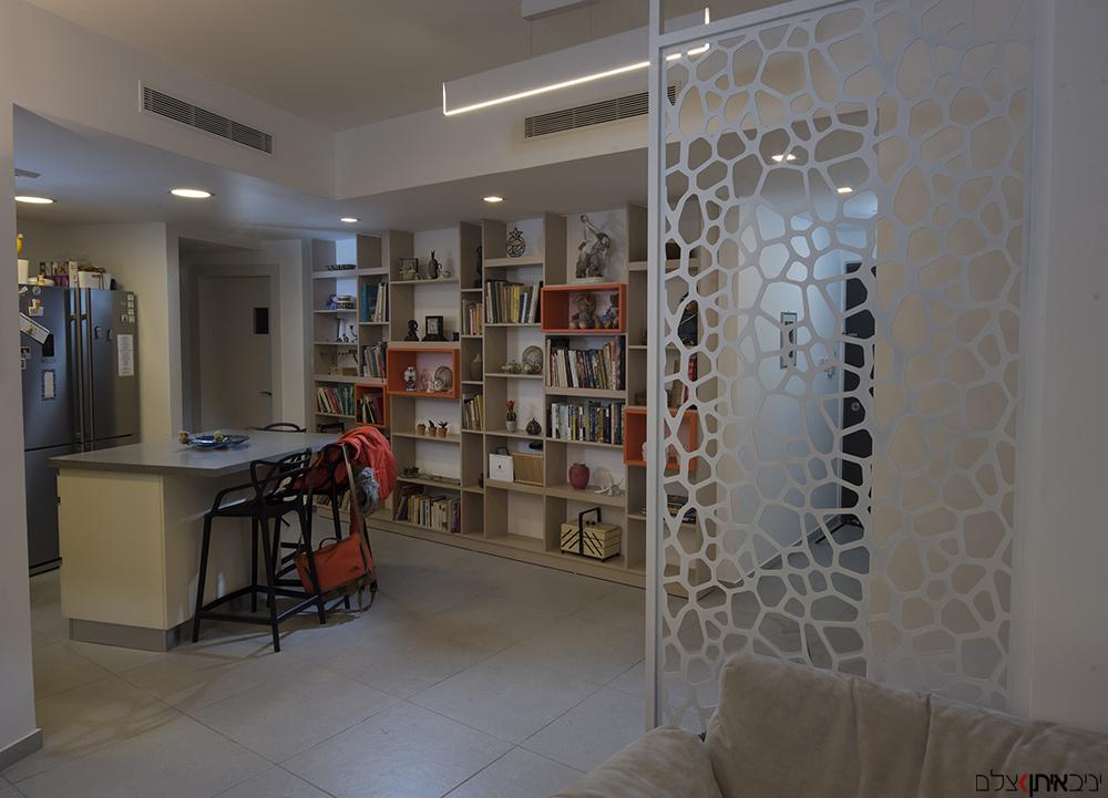 צילום בית מעוצב בירושלים עבור מעצבת פנים
