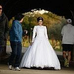 צילום חתונות דתיות בדגש על תפיסת הרגעים השמחים והספונטאנים מתוך צילומים בפארק רמת גן