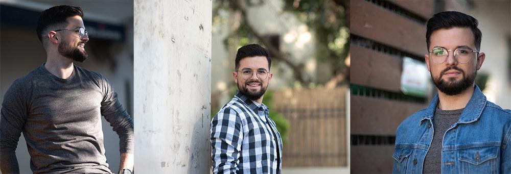 צילומי חוץ בתל אביב לתדמית ואתרי הכרויות