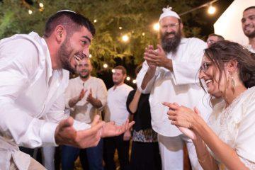 סיפור צילום – צילום חתונה דתית