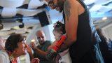 שמחת הסבתא בחתונה בירושלים
