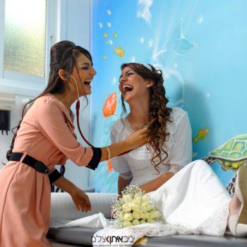 צלם אירועים דתי - צילום הכנות לכלה ביום החתונה